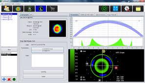 Lens Design Software Eyespace Orthok Design Charl Laas Optometrists