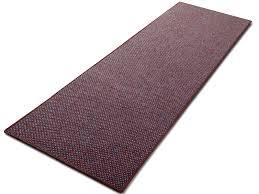 carpet floor runner ponto red customised size