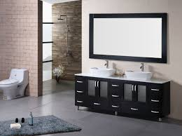 bathroom sink with cabinet decoration