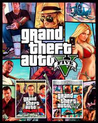 Купить Grand Theft Auto V: Premium Online Edition + Great White ...