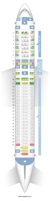 American Airlines Boeing 767 300er Seat Chart Best Picture