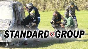 standard group package information lone wolf paintball michigan