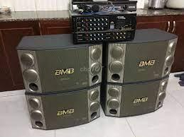 Dàn karaoke loa bmb 1.000se.âm ly 506n chính hãng - 88437593