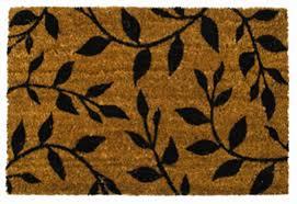 Decorating coir door mats pics : New Colourful Patterned Modern Entrance Coir Rubber Door Mats UK ...