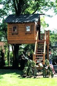 freestanding treehouse tree house plans free free plans rousing kids forts backyard plans free prefab tree freestanding treehouse free plans