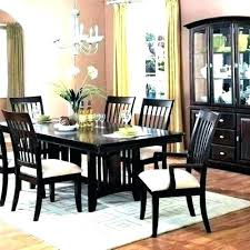 half circle dining table set small round kitchen inspirational black