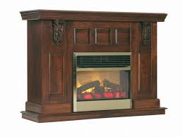 Amish Classic Electric FireplaceAmish Electric Fireplace
