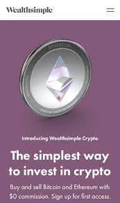 The basic 3 step process to buy bitcoin directly in canada is: Anyone Else See That Wealth Simple Is Adding Bitcoin Ethereum They Re Using Gemini To Do It With Cryptocurrency