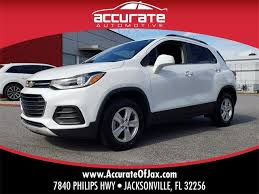 Used Chevrolet Trax For Sale In Jacksonville Fl Cargurus