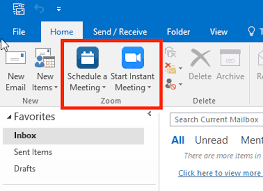 new outlook microsoft outlook plugin zoom help center