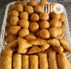 Mouth Watering Small Chops in Wuse 2 - Meals & Drinks, Itune Ogban | Jiji.ng