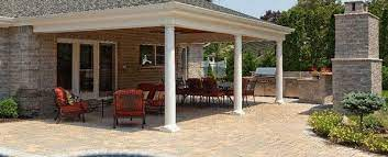 patio cover average cost patio house