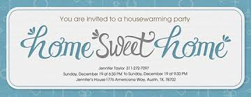 At Home Invitation Free Housewarming Party Invitations Evite
