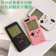 Ốp Lưng Kiêm Máy Chơi Game Cổ Điển Cho Iphone 6 / 6s