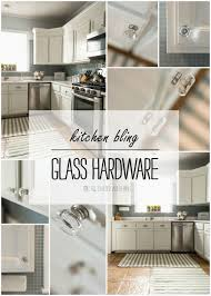 how to choose kitchen cabinet hardware new glass hardware in kitchen