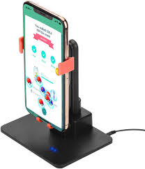 Amazon.com: FUNTECK Adjustable Phone Swing Device Perfect for Hatching Eggs  or Buddy Candy in Pokemon Go, Compatible with iOS and Android: Electronics