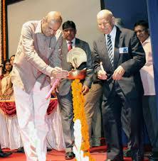 press information bur welcomes secretary shipping mr rajive kumar inaugurating day of the seafarer on the theme career at sea in mumbai on 25 2015 capt