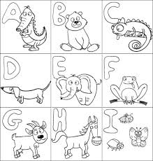 Small Picture Animal Coloring Book Pdf Coloring Page Books and etc