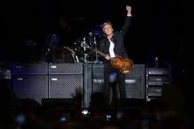 Charts Egypt Station On The Charts Paul Mccartney Returns To Number One After 36
