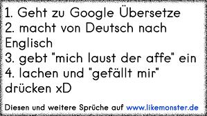 1 Geht Zu Google übersetze2 Macht Von Deutsch Nach Englisch3 Gebt