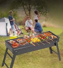 Những ý tưởng làm bếp nướng than hoa ngoài trời tự chế dễ nhất khi đi cắm  trại - ArmyHaus