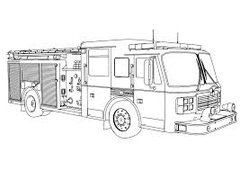 Small Picture fire truck coloring pages online Archives Best Coloring Page