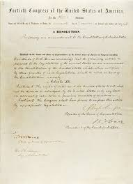 how the th amendment came to los angeles kcet passed by congress in 1869 and ratified by the states on feb 3 1870