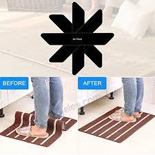 inkerscoop rug gripper best 16 pcs anti curling rug gripper 1 pcs adhesive disk hardwood