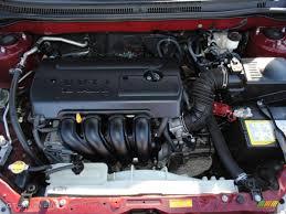 2007 Toyota Corolla S 1.8L DOHC 16V VVT-i 4 Cylinder Engine Photo ...