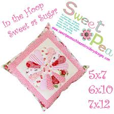 Sweet Pea Embroidery Designs Sweet Pea Machine Embroidery Designs Has Some Pretty Quilt