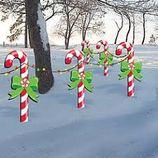 Candy Cane Yard Decorations TapTap makes musictimed Christmas light shows easy Christmas lights 87