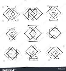 фото тату геометрические фигуры от 25122017 134 Tattoo