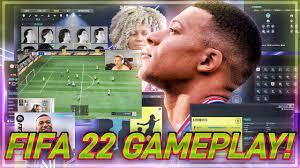 WIR SPIELEN FIFA 22 zum ERSTEN MAL 😱🔥 FIFA 22 Gameplay - YouTube