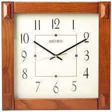 seiko clock model qxa469blh