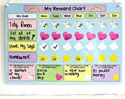 Reward Chart 11 Reward Charts For Kids Examples Pdf Examples