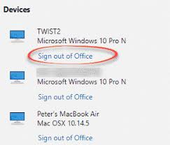 Office 365 Home Personal Activation Changes Make Sign In