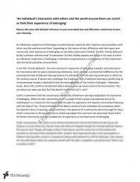 hsc english strictly ballroom essay year hsc english belonging essay