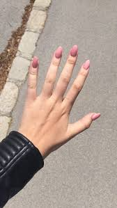 Almond Nails Nails Naglar Manikyr A Makeup