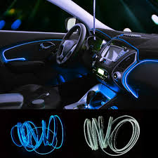 el wire colors reviews online shopping el wire colors reviews on universal 2 3 mm 3m 10 colors car styling flexible neon light el wire rope car decoration strip controller shipping