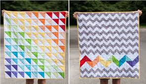 Rainbow Baby Quilt Tutorial - So You Think You're Crafty & Rainbow Baby Quilt Tutorial Adamdwight.com