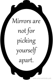 Mirror Mirror On The Wall Quote Simple Mirror Mirror On The Wall Life Gets Better
