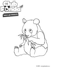 Dessins A Imprimer Bebe Panda A Colorier Voir Le Dessin Voir Le