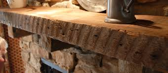 wide with a um thickness our 3 x 12 rough sawn beams provide a more refined mantel inhe with the circular saw marks created when the beams were