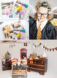 harry potter themed birthday party in paing by kara allen of kara s party ideas karaspartyideas