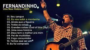 Fernandinho - Uma Nova História (CD Completo) - YouTube