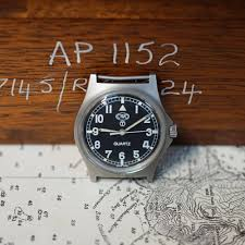 Original Royal Navy Issued Cwc G10 Watch 1989 Trinity Marine