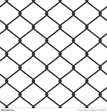 chain link fence vector. Plain Vector Chain Link Fence Vector To I