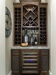 built in wine cabinet. Exellent Cabinet Contemporary Wine Cabinet With Custom Hanging Glass Shelves  Home  Throughout Built In E