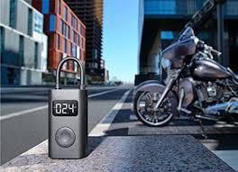 <b>Xiaomi Mi</b> Portable Electric Air Compressor Smart Portable Digital ...
