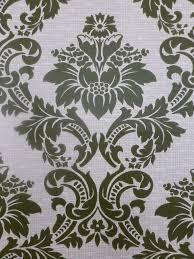 Vintage Medaillon Behang Groen Funkywalls Dé Webshop Voor